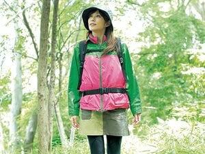 <私が山に登る理由> 山ガール系女子アナ・中田有紀 「小さな達成感がいっぱい欲しいんです」