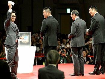 """ドラフト会議の""""安全指向""""に苦言。スカウトの皆さん、出番です!<Number Web> photograph by Kyodo News"""