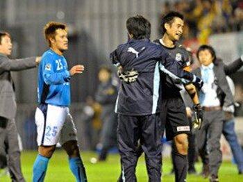 """磐田の""""苦闘""""からJクラブは何を学ぶか。<Number Web> photograph by Toshiya Kondo"""