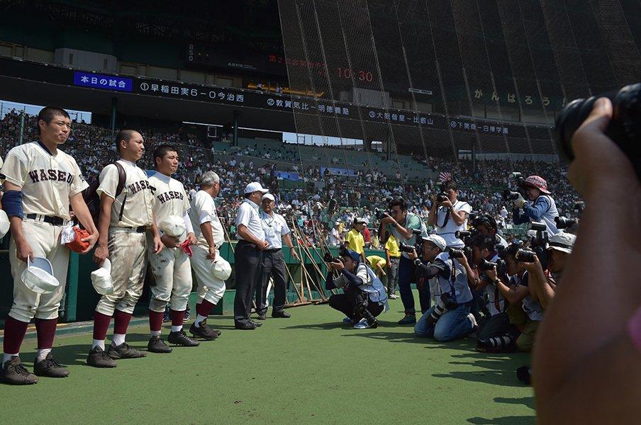 清宮幸太郎フィーバーは、若貴フィーバーなのだ!<Number Web> photograph by Hideki Sugiyama
