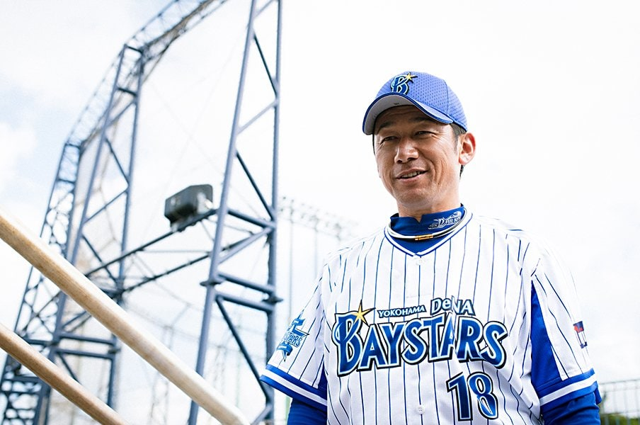 <ベイスターズをのぞいてみよう!>ファーム監督・三浦大輔の指導法。<Number Web> photograph by Asami Enomoto