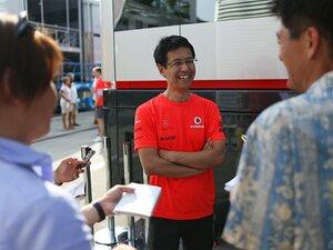バトンの勝利を影で支えた日本人、今井弘が予選中に行った助言の効能。