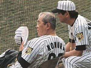"""新庄の敬遠球サヨナラ打を呼んだ、野村克也と""""一番弟子""""の絆。"""