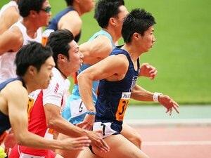桐生祥秀、山縣亮太、ケンブリッジ飛鳥。決勝の土曜日、日本人初の9秒台狙う!