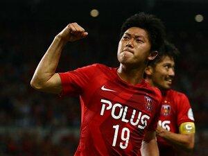 """""""浦和の""""武藤も現在ブレイク中!興梠と共通する、師と仰ぐ選手とは。"""