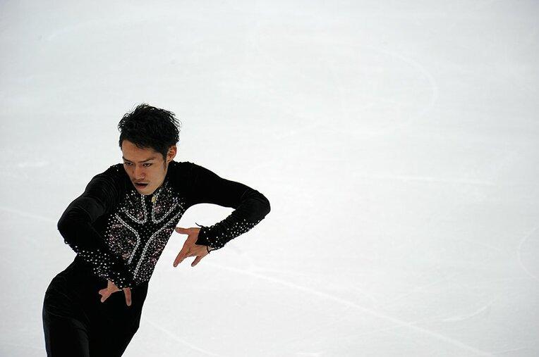 2009年 グランプリシリーズ NHK杯 / photograph by Takuya Sugiyama