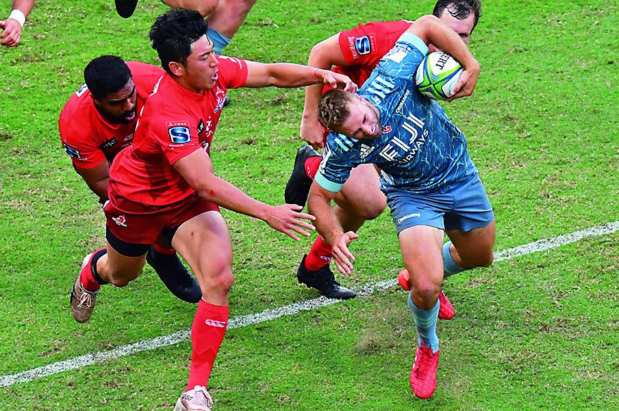 勇気を日本に届けよう――。海外で奮闘した2つのチーム。~サンウルブズとジュニア・ジャパン~<Number Web> photograph by AFLO