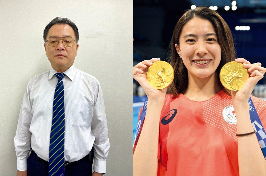 [父&母連続インタビュー]金メダリストの両親は「教育論」を語りません 大橋悠依