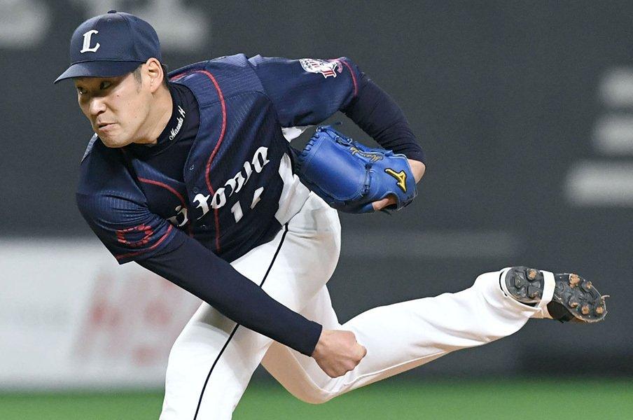 「僕は目立たなくていい」守護神。西武・増田達至は温和な人、でも。<Number Web> photograph by Kyodo News