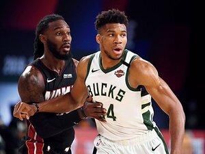 【NBA】アデトクンボ、最高額で契約延長。「ここはホームで、僕の街だ」