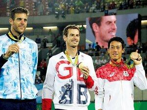勝者、敗者が流す涙に見た、テニスにおける五輪の重み。~ポイントも賞金もなくとも、五輪には意味がある~