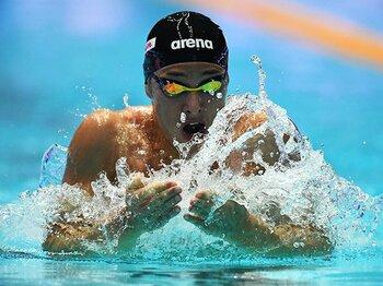 メダルが一番遠いはずの種目で金。なぜ瀬戸大也は前評判を覆せるか?<Number Web> photograph by Hiroyuki Nakamura