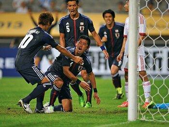 収穫は新戦力の台頭だけじゃない。東アジア杯で栗原勇蔵が得たもの。<Number Web> photograph by Takuya Sugiyama