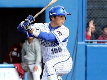 育成選手が「スーパースター」候補?DeNA網谷圭将という、底知れぬ魅力。<Number Web> photograph by NIKKAN SPORTS