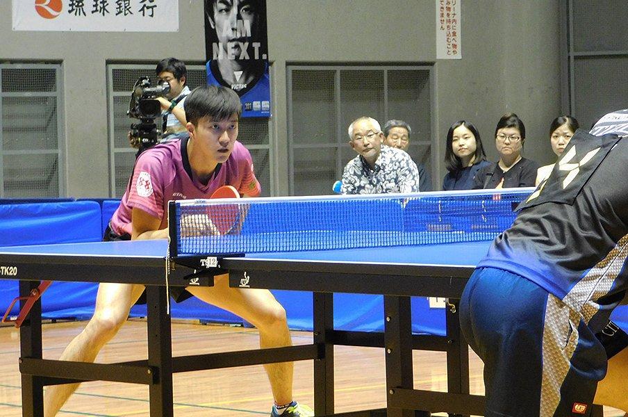 卓球・Tリーグ開幕まで3カ月!琉球アスティーダの凄腕社長に注目。<Number Web> photograph by Ryukyu Asteeda