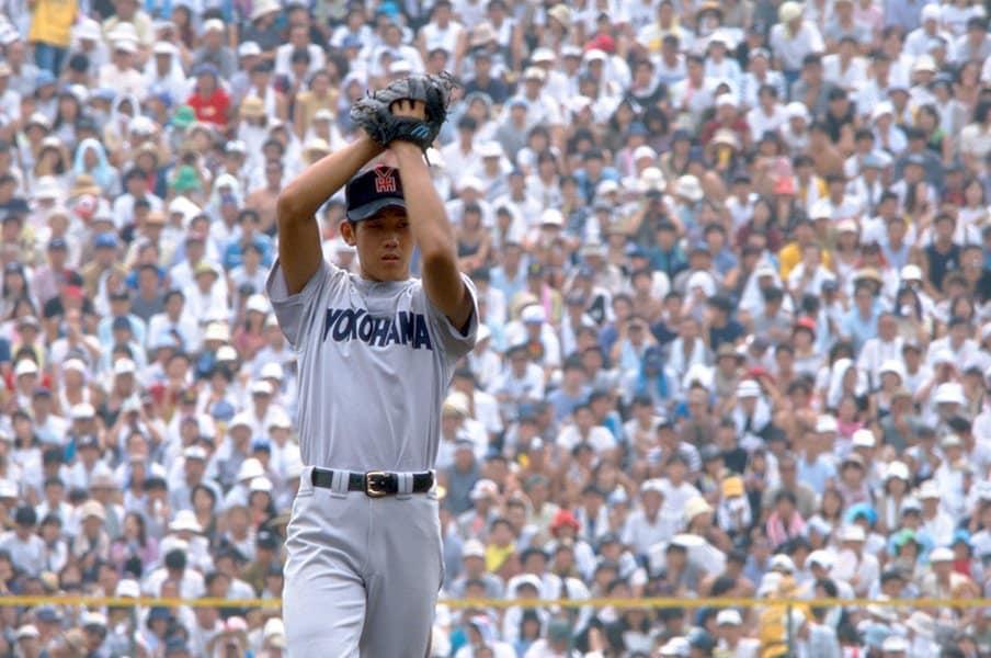 松坂の横浜か、KKのPLか。高校野球の最強校をプロ野球選手に聞くと……。<Number Web> photograph by Hideki Sugiyama