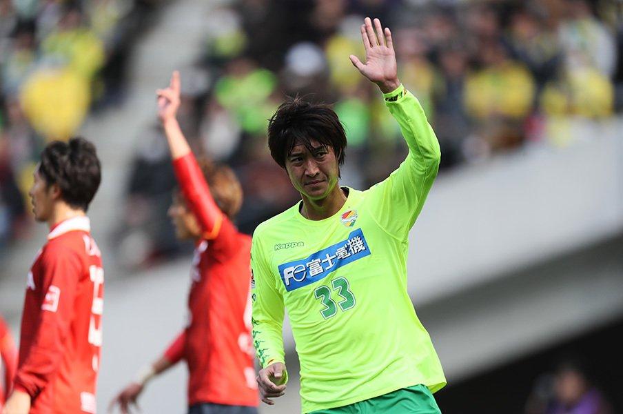 10代の頃にガンバのトップチームに昇格し、西野貴治は将来を嘱望されていた。ケガで遠回りしたとはいえまだ23歳、逆襲の準備は整った。
