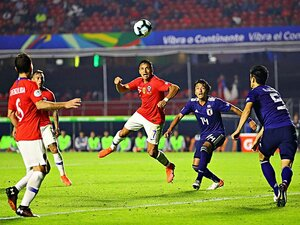 チリ戦惨敗は予想通りで期待外れ。五輪世代に日本代表の意識はあるか。