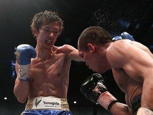 """""""侍ファイター""""田口良一。ボクシング統一王者の知・勇・仁。"""