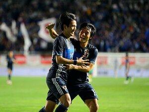 U-23で一番サッカーを「楽しむ」男。中島翔哉は、リオで最高に目立つ!