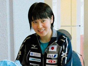 群雄割拠の日本卓球界。16歳、平野美宇の覚醒。~伊藤美誠に逆転勝利で世代の頂点へ~