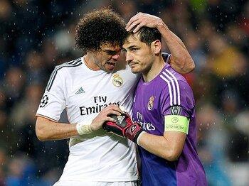 レアルがドルトムントに3-0で先勝!昨年の戦犯がマン・オブ・ザ・マッチに。 <Number Web> photograph by Real Madrid via Getty Images