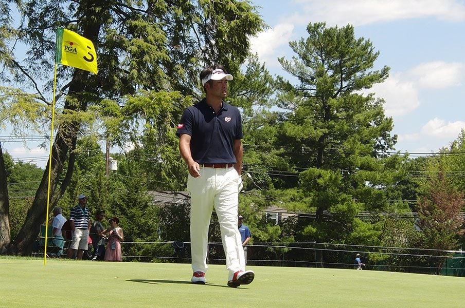 全米プロで再会した池田勇太の変貌。30歳、契約解除、そしてリオ五輪。<Number Web> photograph by Sonoko Funakoshi