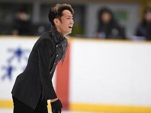 高橋大輔が全日本の舞台に帰還。氷上で常に明るく、希望を持って。