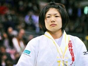 柔道・中村美里、アジア大会へ出陣。ロンドンの挫折、膝の手術を超えて。