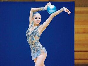 32年ぶりの五輪入賞へ、皆川夏穂が持つ可能性。~新体操の個人枠に日本から12年ぶりに出場する18歳~