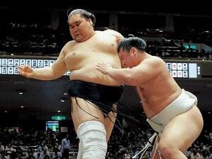 幕下陥落の元大関照ノ富士。退くべきか退かざるべきか。~元大関の先輩たちの視線は厳しいが……~