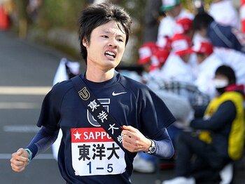 柏原竜二、27歳での引退に思うこと。彼が箱根を走った4年間を忘れない。<Number Web> photograph by Shigeki Yamamoto