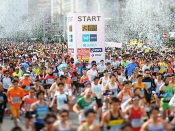 <Number Do的ベスト10決定!> 本当に満足するマラソン大会の条件。【後編】<Number Web> photograph by Naoya Sanuki