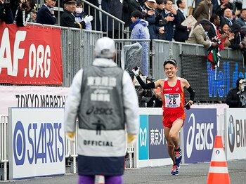 30歳でマラソン日本代表に初選出。今井正人が初代「山の神」を卒業?<Number Web> photograph by Nanae Suzuki