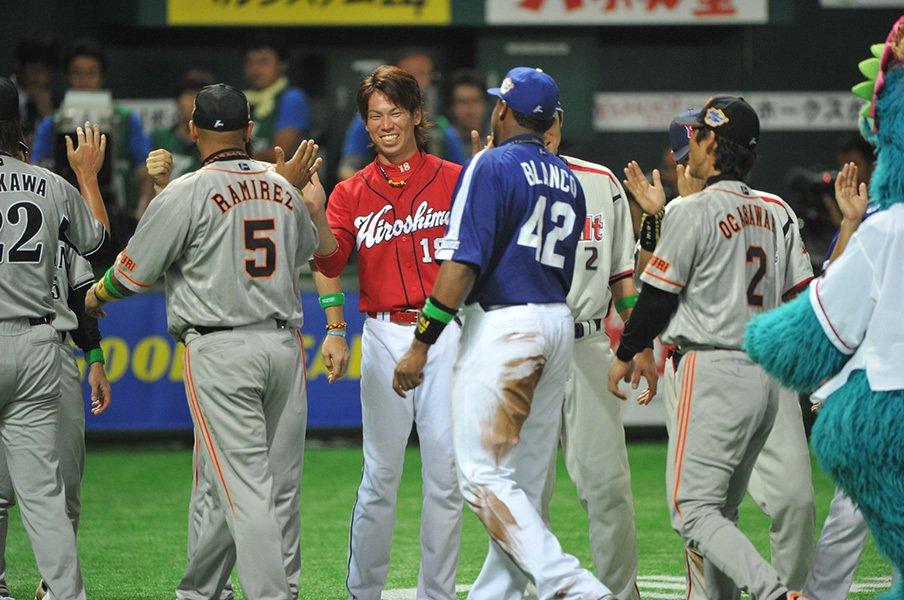 オールスター最強の記録男は誰だ。イチロー、清原、そして江川卓も!?<Number Web> photograph by Hideki Sugiyama