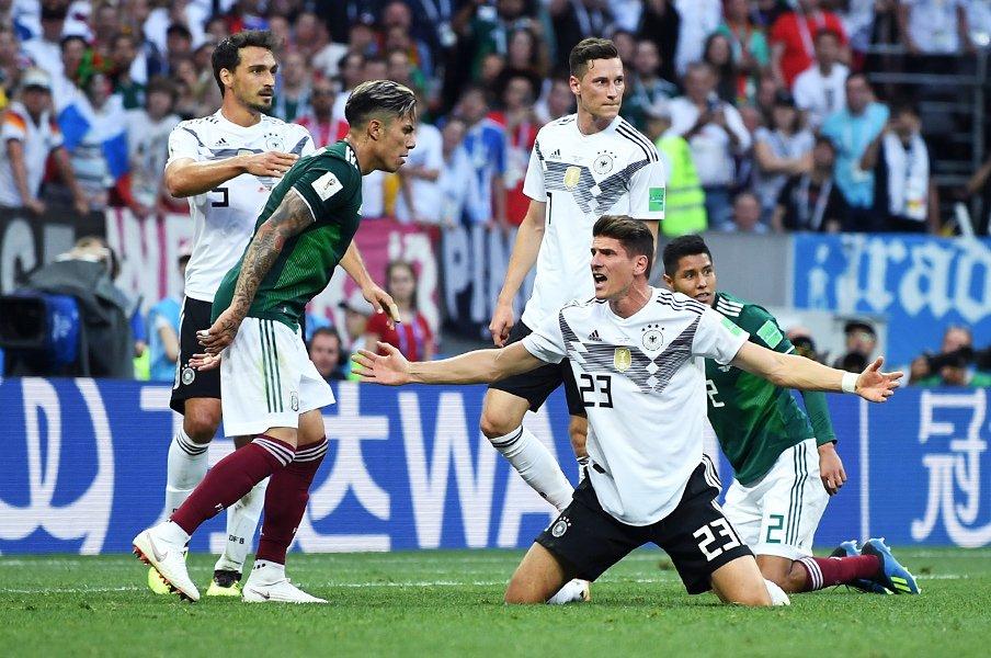"""前回王者の鬼門、初戦で完封負け。ドイツも""""W杯あるある""""の餌食に?<Number Web> photograph by Getty Images"""