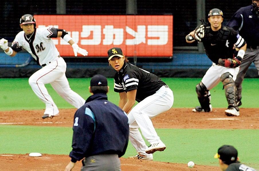 <現役最終戦に秘めた思い(8)>斉藤和巳「寂しいけど投手でよかった」