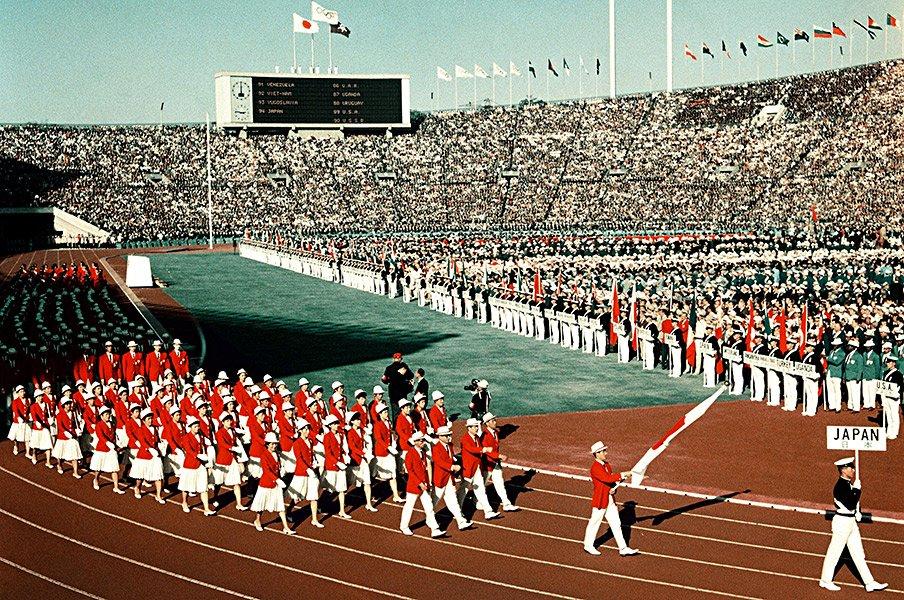 <1964東京 フェンシング団体4位>田淵和彦「敗戦に抗い続けた男」<Number Web> photograph by KYODO