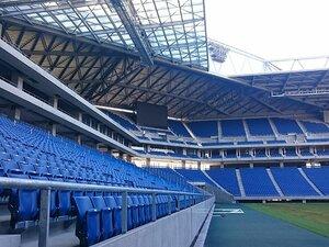 """驚愕したガンバの新スタジアム。募金140億円で作った""""手づくり感""""。"""