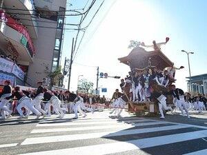 清原和博、もう1つの原点。岸和田だんじり祭、潜入取材を終えて。