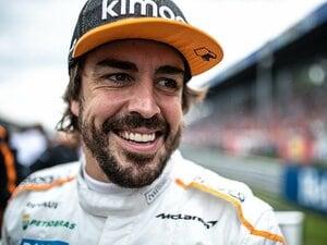 さらば王者。F・アロンソ、三大レース制覇へ――新たなる出帆。