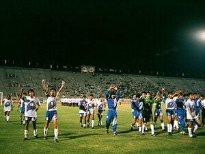 <日本代表名勝負異聞> '94W杯アジア予選 vs.韓国 「西野朗と山本昌邦のスパイ大作戦」