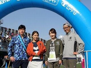 『Number Do EKIDEN』公認ウェアが富士通スタジアム川崎で大注目のワケ。