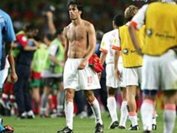 敗戦の中でオランダが得たもの。<Number Web> photograph by Getty Images/AFLO