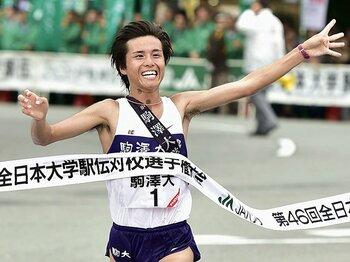 箱根の鍵は1区? 2区? または……。 主導権争い、駆け引きの序盤を読む。<Number Web> photograph by Kyodo News