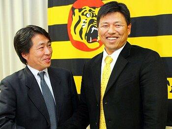 新たな時代に突入した、日本人とメジャーの関係。~藪恵壹の日本球界復帰の意味~<Number Web> photograph by NIKKAN SPORTS