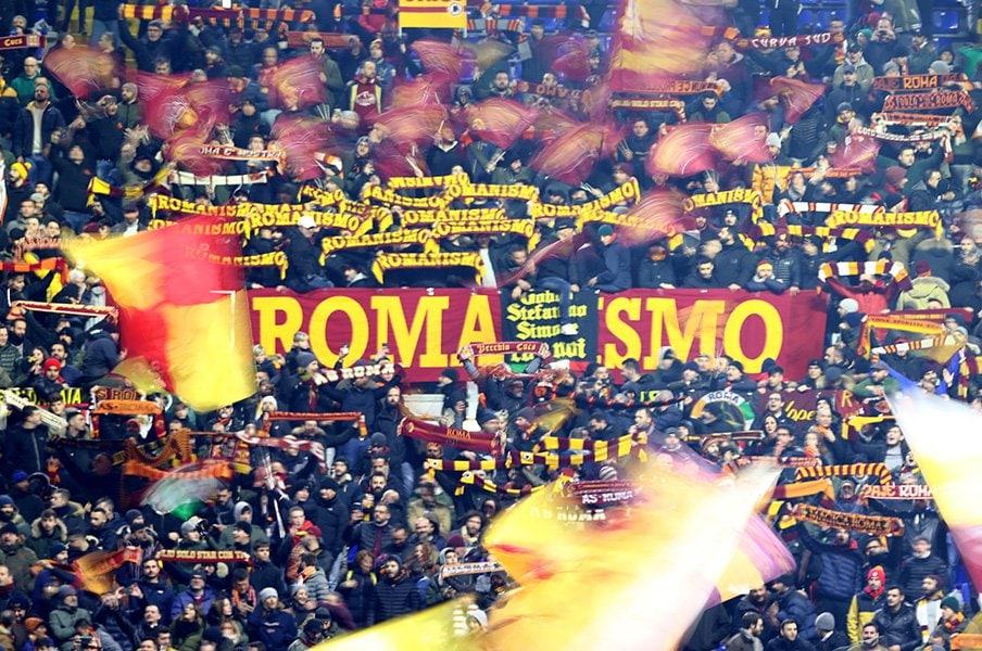 ローマ、米大富豪による買収迫る?それでもロマニスタには不安なし。<Number Web> photograph by Getty Images
