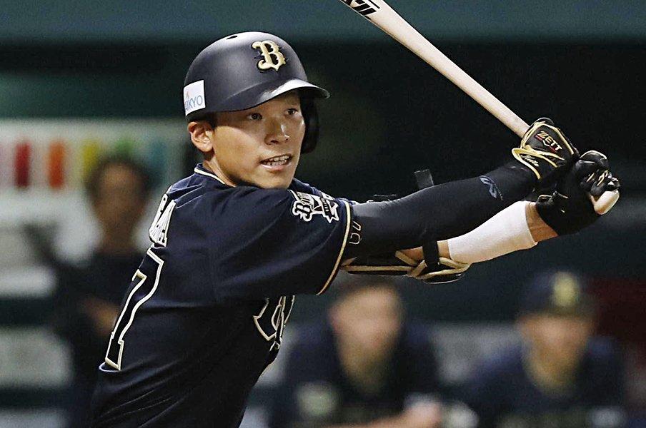ドラ7の新人が交流戦の首位打者に。スカウトはなぜ彼を低く評価したか。<Number Web> photograph by Kyodo News