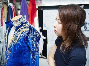 日本フィギュア支える名デザイナー。宇野昌磨の衣装、ある秘密とは。