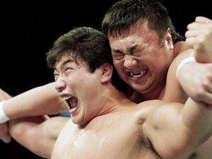 <震災2日後の熱狂を語り合う>川田利明×小橋建太「折れない2人の60分」